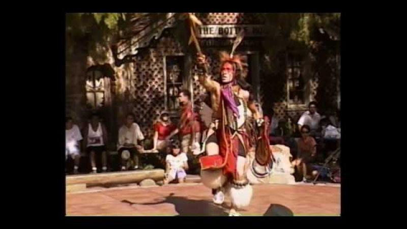 Native American - Traditional War Dance