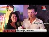 Arjun Bijlani-Shweta Gulati @JBSKP Launch Event SBB Seg23-10-2013