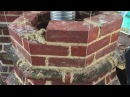 The fine art of brickwork - Octagonal Chimney Stacks