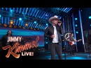 Dustin Lynch - Id Be Jealous Too Jimmy Kimmel Live