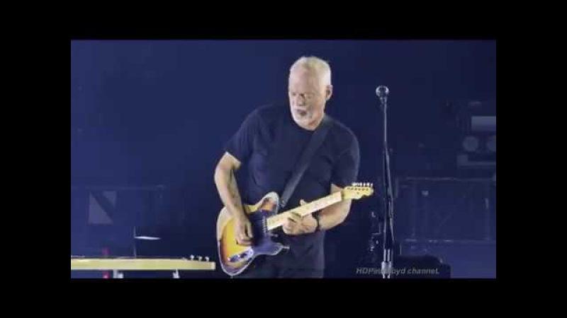 David Gilmour Live Pompeii 2016 (pt1)