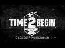 Time2begin 04 06 2017 live@Dietrich full set