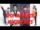 SEVENTEEN X PRODUCE 101 X NCT X BTS OTHERS - KPOP MALE IDOL MARTIAL ARTS