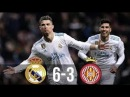 Real Madrid vs Girona 6 -3   All Goals  La Liga 18- 03 -2018 HD