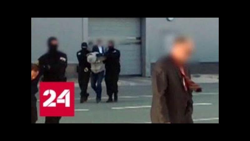 Взятка дело семейное в сообщниках экс мэра Владивостока был его брат Россия 24
