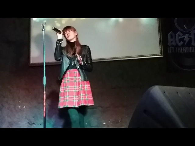 ФИНАЛ Rock song 2018 Анна Савчанчик
