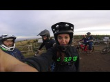 We rode Root Manoeuvres at Bike Park Wales with Veronique Sandler