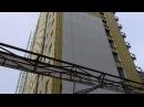 Etalonsadforum ЖК Летний сад корпус 4б утеплен остеклен первые цветные фасады идут