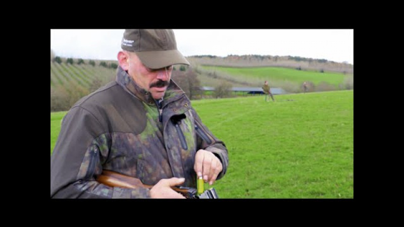 The Shooting Show – tricky Sussex pheasants with Geoff Garrod