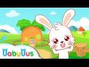 小白兔白又白 | 兒童兒歌 | 蹦蹦跳跳真可愛 | 寶寶巴士