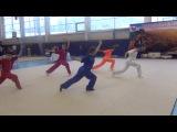 групповое выступление юношеской сборной Бурятии на Чемпионате и первенстве Сиб...