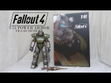 Fallout 4 T-51 power armor figure by Threezero Unboxing &amp review