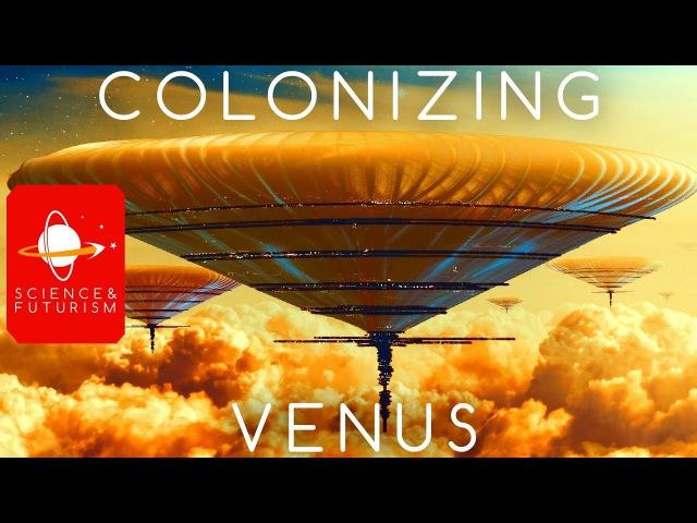 Outward Bound Colonizing Venus