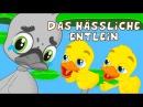 Das hässliche Entlein Märchen für Kinder und Gute Nacht Geschichte
