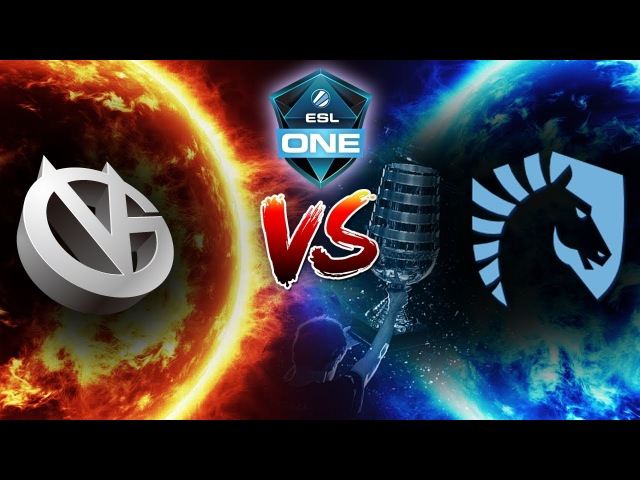 LIQUID vs VG - What a Series! Semifinals ESL One Katowice Major - Dota 2