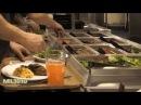 👍 Обед на авианосце ВМС США Авраам Линкольн / Учебно-тренировочные полеты