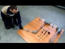 Прочистка канализации диаметром 110мм тросом SPEX STU B
