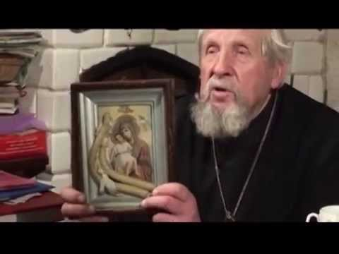 Протоиерей Георгий Саввич Сапун. Свято - Покровский храм с. Почапово