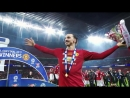 Манчестер Юнайтед попрощался со Златаном Ибрагимовичем