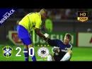 Финал ЧМ-2002 Бразилия 2-0 Германия