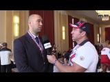Судья IFBB Иван МАНГУСТОВ, рассказал о том какими были допинг-тесты на чемпионате мира по фитнесу во Франции