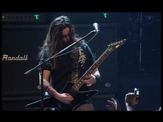 Firewind - Gus G guitar solo and Fire and the Fury