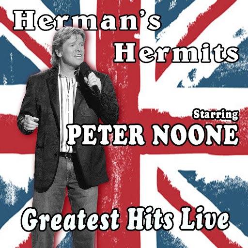 Herman's Hermits альбом Herman's Hermits Greatest Hits (Live)
