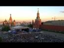 Анна Нетребко и Дмитрий Хворостовский Концерт на Красной площади