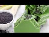 How to Make Natural Lemongrass Soap