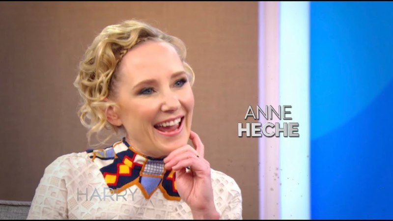 "WEDNESDAY: ""The Brave"" Star Anne Heche ""Forever My Girl"" Star Alex Roe!"