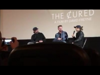 THE CURED at Nuart Theater w/Q&A with star/prod Ellen Page, writ/dir David Freyne, and moderated by filmmaker Joe Lynch.