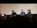 THE CURED at Nuart Theater w/QA with star/prod Ellen Page, writ/dir David Freyne, and moderated by filmmaker Joe Lynch.