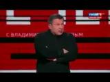 Соловьев заявил, что хотел бы служить в Афганистане и отправить детей в Сирию