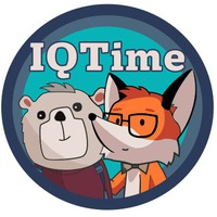 Логотип IQTime Фестиваль / Лагерь / Красноярск