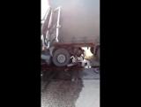 Ужасная авария на трассе