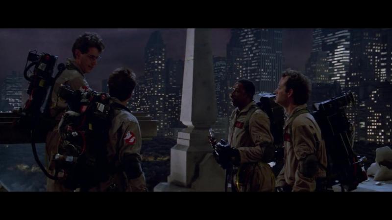 Охотники за привидениями / Ghostbusters (1984) (eng, rus sub)