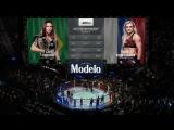 UFC 222 Cris Cyborg vs Yana Kunitskaya