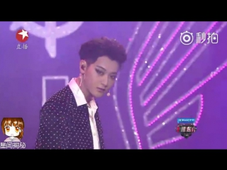 171231 ZTAO @ Dragon TV's New Year Eve Concert (《Underground King》+ 《Time (Big Room Remix)》)