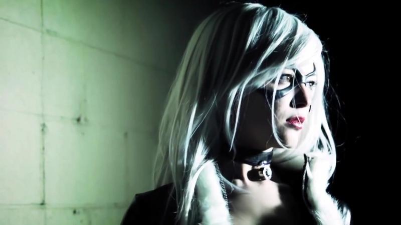Tessa Fowler as Black Cat Teaser Video