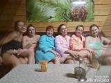 Вот так весело и задорно прошли выходные на Ергаках с Оламур !)
