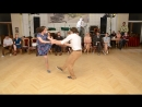 Lindy Hop JackNJill Finals Yana Okhotenko Vladimir Grishin Swinglandia 2016