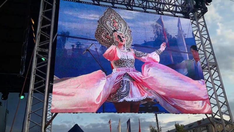 Южноуральск День города. Видео-нарезка. Марина Король И ИмперияШоу. Большой шоу-концерт РашнКорольШоу