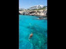Aya-napa  Blue lagoon  Айа напа прыжок Boat trip