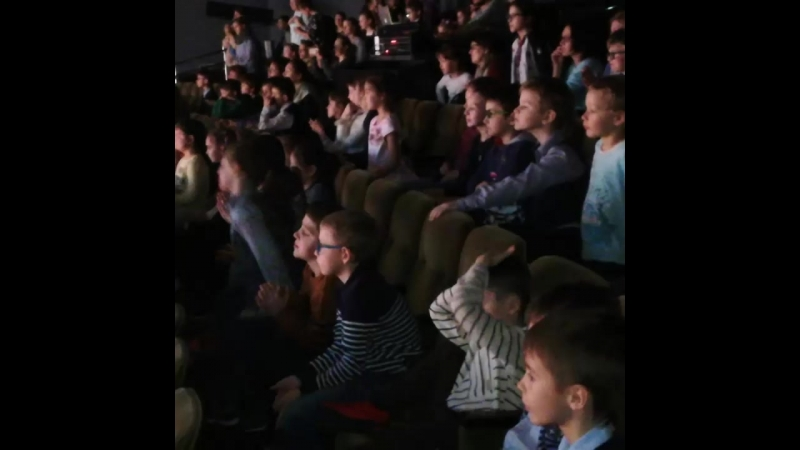 18 февраля учащиеся 2Н класса посетили Мюзик - Холл. Музыкальное представление Пеппи Длинныйчулок, в котором главные роли бы