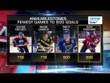 #NHLMilestones: Alex Ovechkin Mar 12, 2018