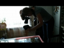 Бэкстейдж 2 съемки в стиле русалка