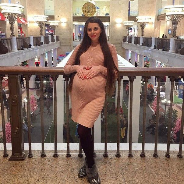 Оля рапунцель беременна 2017 85