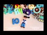ПЕРВЫЙ в истории (!)))) ) АЛФАВИТ с игрушками для МАЛЬЧИШЕК и его СОВМЕСТНЫЙ ПОШИВ !))))))