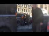 «Прокурор» на Range Rover пообещал сгноить мешавших ему пешеходов