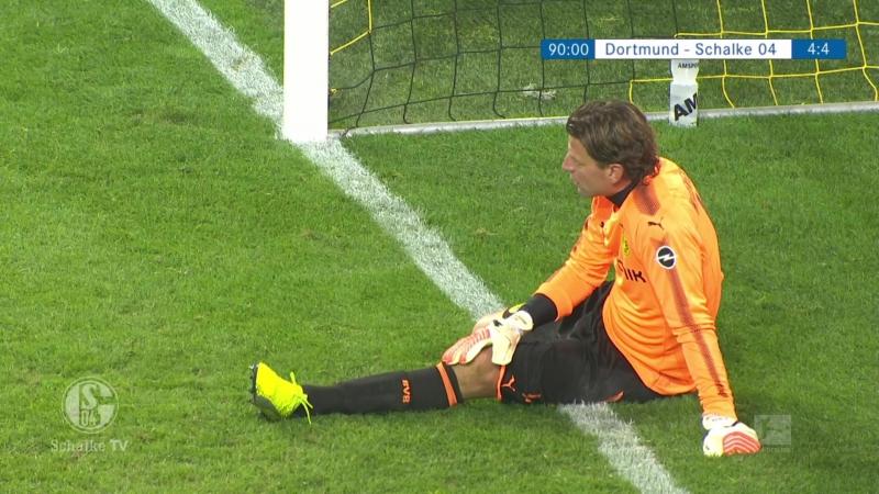 Гол Налдо в ворота Дортмунда
